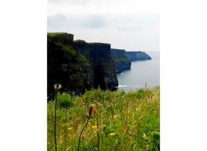 Except for the views. How could you hate views like this? (Cliffs of Moher, Ireland)